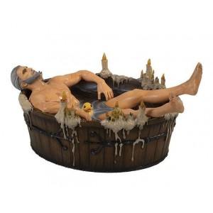 Figurina The Witcher 3 Wild Hunt Geralt of Rivia In Baie 9 x 20 x 14 cm DAHO3002-849 The Witcher Figurine