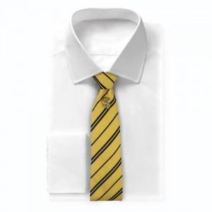 Cravata Harry Potter Hufflepuff Deluxe Box CR1114