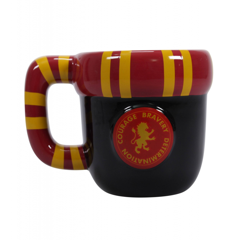 Cana Harry Potter - Gryffindor V2 , 400ml HMB-MUGDHP04 Harry potter Cani