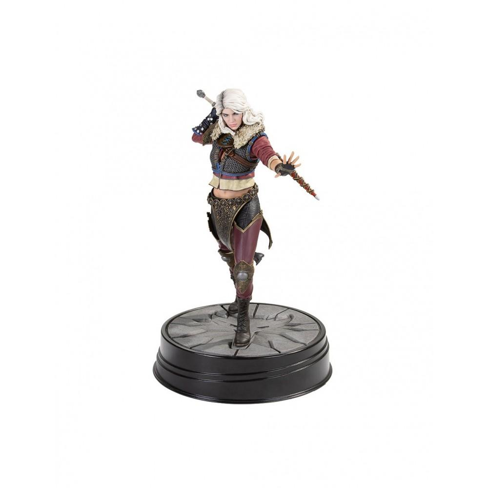 Figurina The Witcher 3 Wild - Ciri 20 cm V2 - Originala DAHO3004-366 The Witcher Figurine