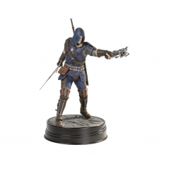 Figurina Witcher 3 Wild - Geralt Grandmaster Feline 27 cm - Originala DAHO3004-370 The Witcher Figurine