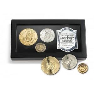 Set 3 Monede Harry Potter - The Gringotts Bank Coin NN7234 Harry potter Diverse