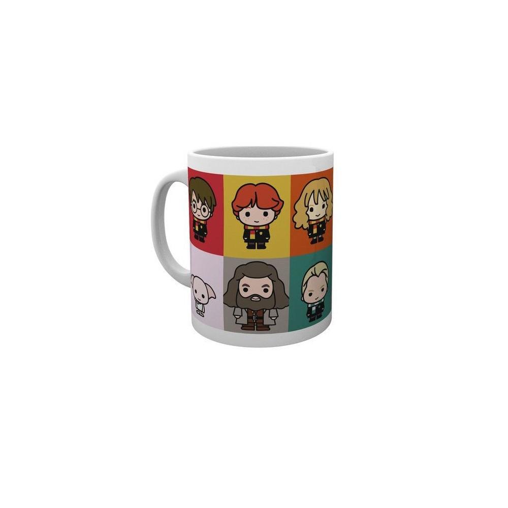 Cana Harry Potter - Harry , Ron , Hermione , Draco , Hagrid , Dobby , 300ml GYE-MG1837 Harry potter Cani