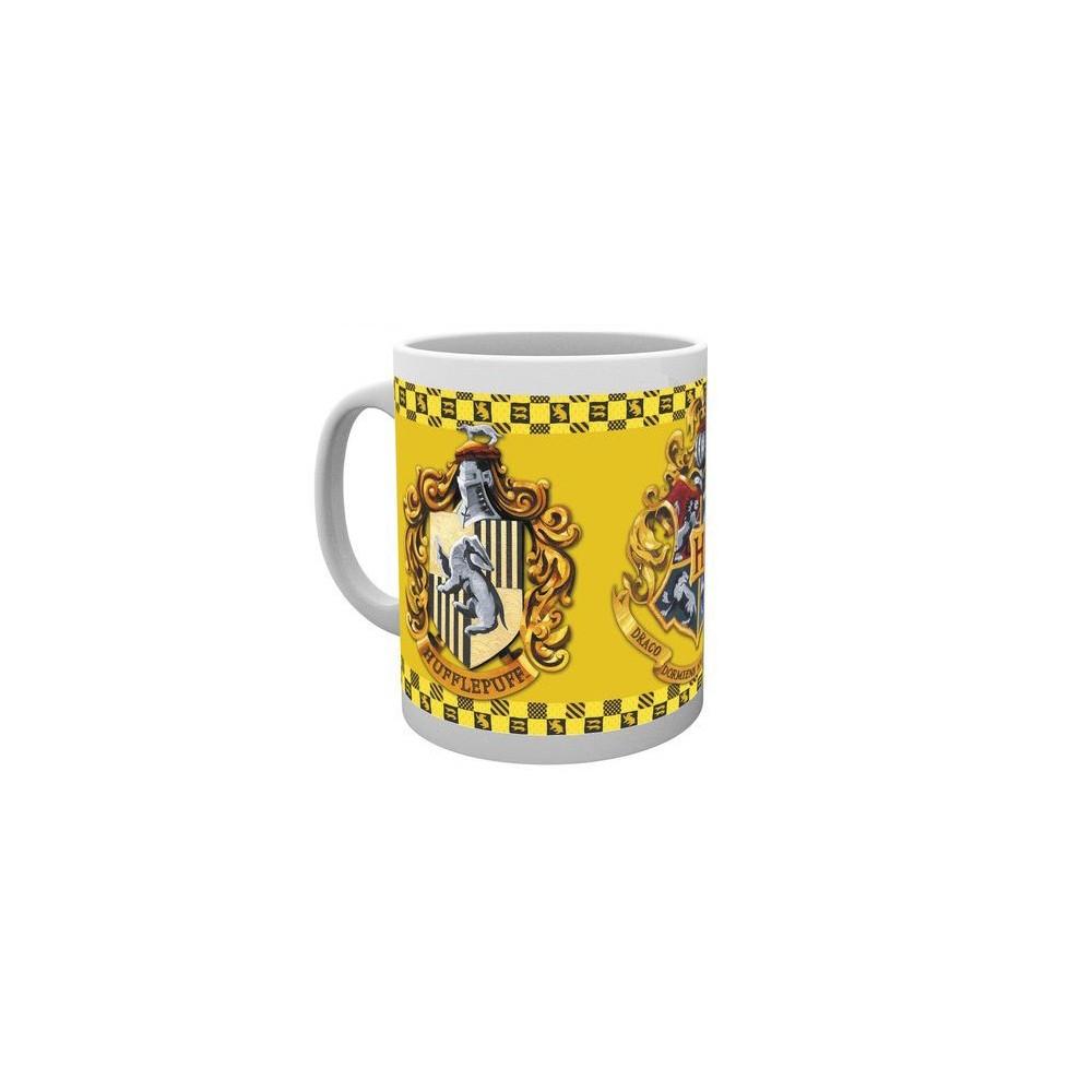 Cana Harry Potter - Hufflepuff , 300ml GYE-MG1881 Harry potter Cani