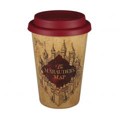 Pahar Harry Potter - Marauders Map , 350ml HMB-HUSKHP01 Harry potter Pahare