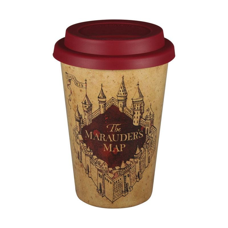 Pahar Harry Potter - Marauders Map , 350ml