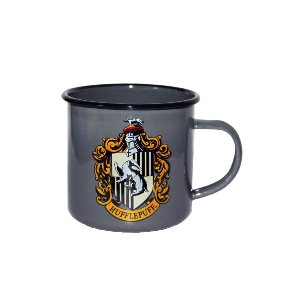 Cana Metalica Harry Potter - Hufflepuff , 300ml LGS-688-1714000 Harry potter Cani