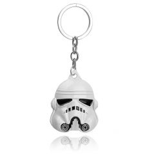 Breloc Star Wars Stormtrooper M2 , Alb zum231 Star Wars Brelocuri