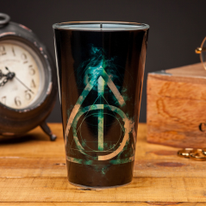 Pahar Harry Potter - Deathly Hallows , 400ml PP4556HP Harry potter Pahare