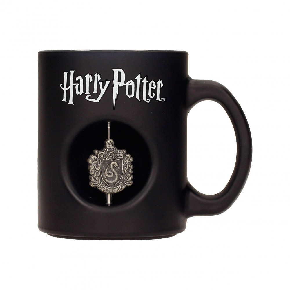 Cana Harry Potter - Emblema Slytherin Rotativa , 330ml SDTWRN21997 Harry potter Cani