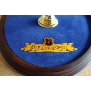 Piatra Filozofala Harry Potter + Suport din sticla , NN7386 NN7386 Harry Potter Diverse