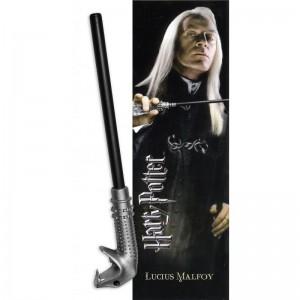 Pix Harry Potter - Lucius Malfoy Bagheta magica + semn de carte NN7984 Harry Potter Pixuri