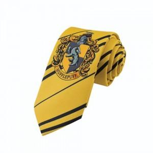Cravata Harry Potter Hufflepuff - ORIGINALA -  CR1124 Cravate