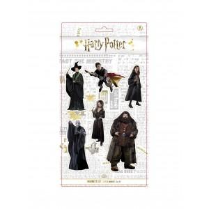 Set 6 Magneti Frigider Harry Potter M2 SDTWRN23247 Harry potter Magneti Frigider