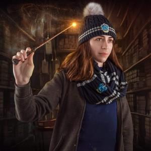 Fular Harry Potter Ravenclaw - Fular Circular 140 cm - Original ZUMCR1043 Harry potter Fulare
