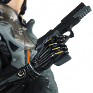 Figurina Adam Jensen - Deus Ex Mankind Divided 21 cm GE3223 Deus Ex Figurine