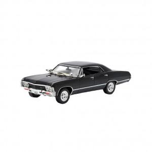 Macheta auto de colectie Masina Supernatural Chevrolet Impala Sedan 1967 , 1/43 GL86441 Supernatural Automachete