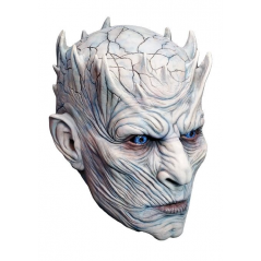 Masca Game of Thrones - Night King , Latex , Marime Universala TOT-RLHBO100 Game of Thrones Masti si costume carnaval