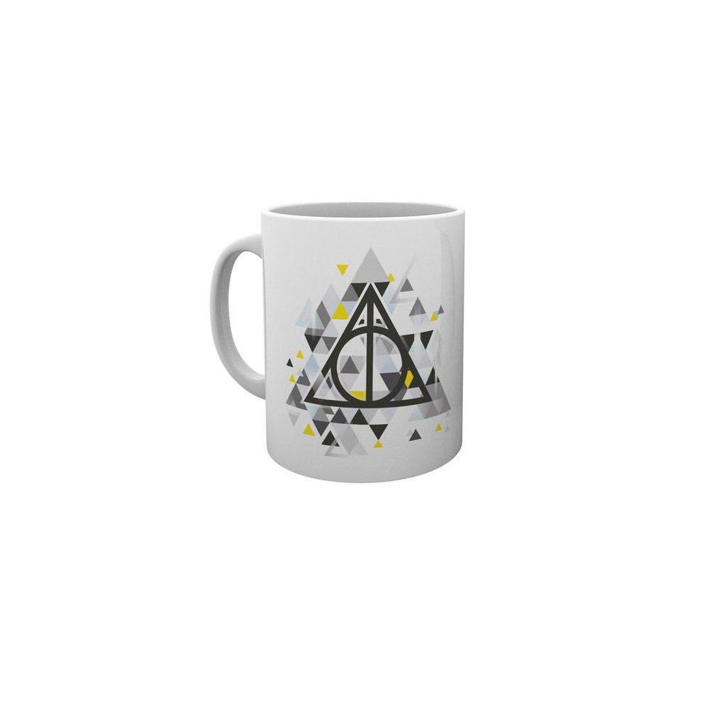 Cana Harry Potter - Triangle Deathly Pixels , 330ml GYE-MG3133 Harry potter Cani