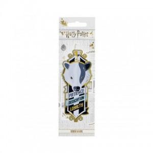 Semn de carte Harry Potter - Hufflepuff V2 EHPBM0024 Harry Potter Semne de carte