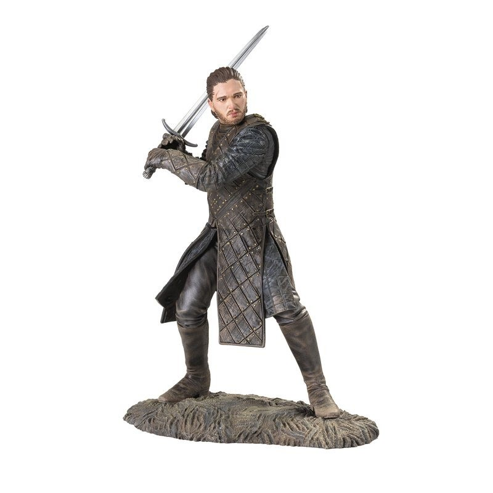 Figurina Game of Thrones Jon Snow Battle of the Bastards 20 cm DAHO00242 Game of Thrones Figurine