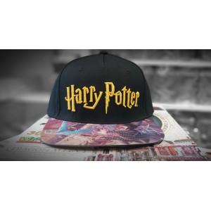 Sapca Harry Potter - Logo Harry Potter - Originala ZUMSB5BJXHPT Harry potter Sepci