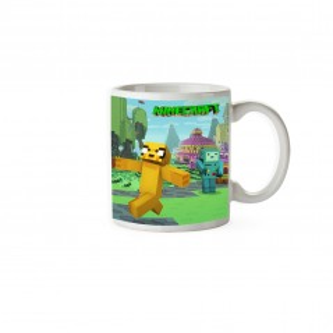 Cana Minecraft , 330ml , mug72 mug72 Minecraft Cani