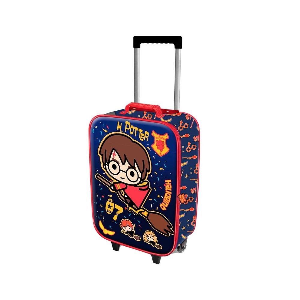 Troler Harry Potter Quidditch 3D , 52x34x17cm , 8445118003307 8445118003307 Harry Potter Acasa