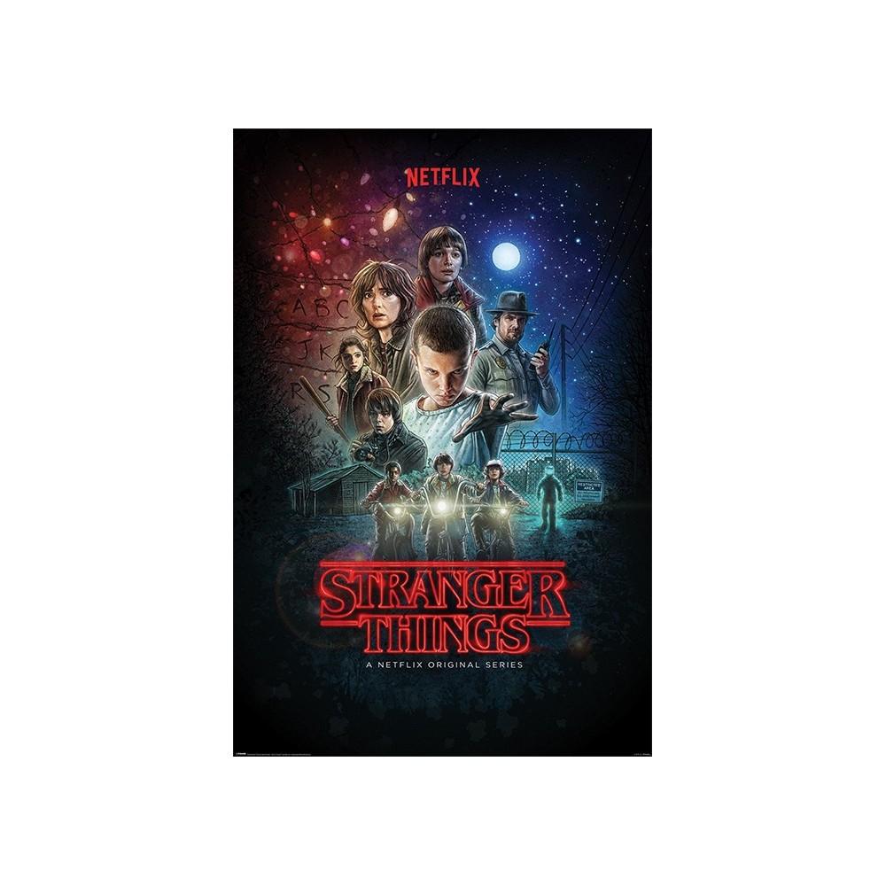 Poster Stranger Things V2 , 61x91.5cm