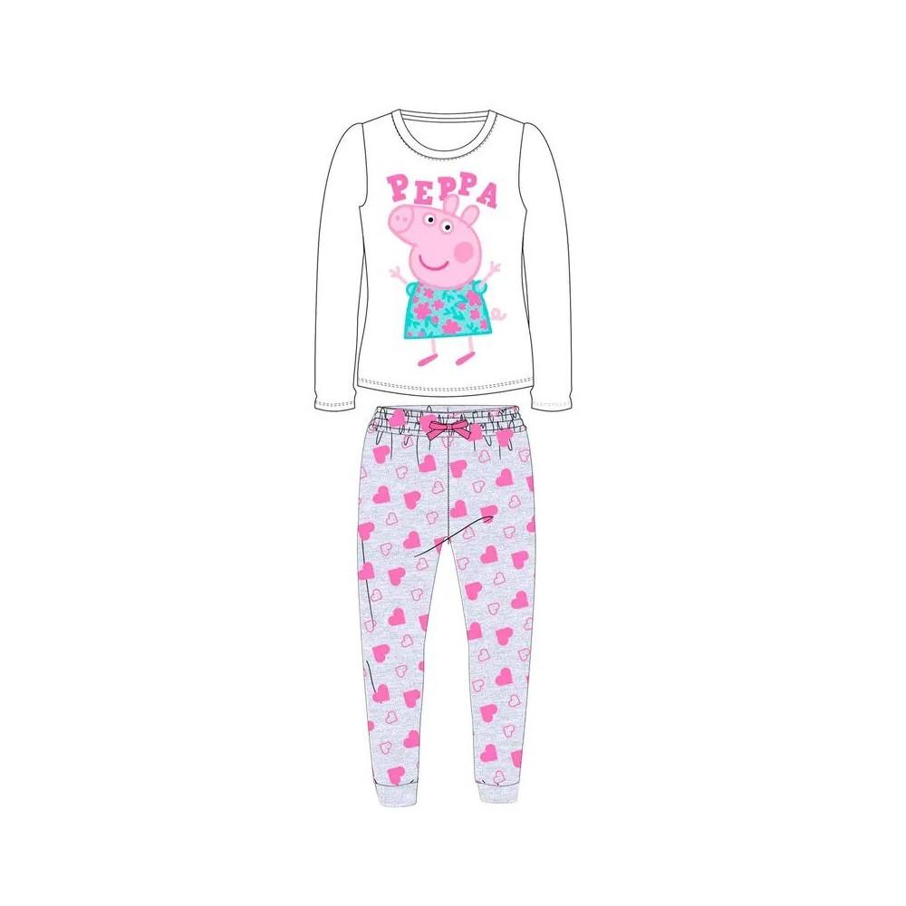 Pijama Peppa Pig Beautiful , bumbac , 2 ani 5901854814629/A/2A Peppa pig Acasa