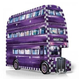 Puzzle 3D Harry Potter The Knight Bus - Original W3D0507  Puzzle