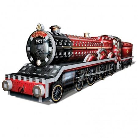 Puzzle 3D Harry Potter Hogwarts Express - Original W3D1009  Puzzle