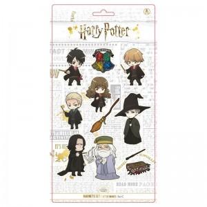 Set 11 Magneti Frigider Harry Potter Chibi 8435450232459 Harry Potter Magneti Frigider
