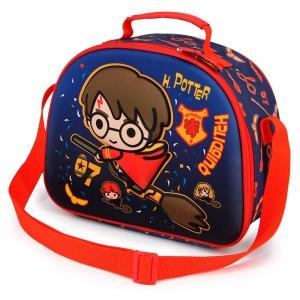 Geanta Harry Potter Quidditch 3D , 20,5x26x10cm 8445118003284 Harry Potter Genti