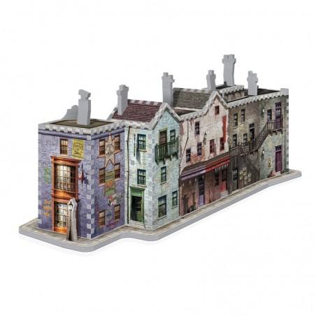 Puzzle 3D Harry Potter Diagon Alley - Original W3D1010  Puzzle