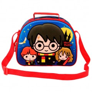 Geanta Harry Potter Friends 3D , 20,5x26x10cm 8445118015997 Harry Potter Genti