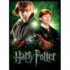 Puzzle Harry Potter - Ron Weasley , 500 piese - Original WPP5004 Harry potter Puzzle